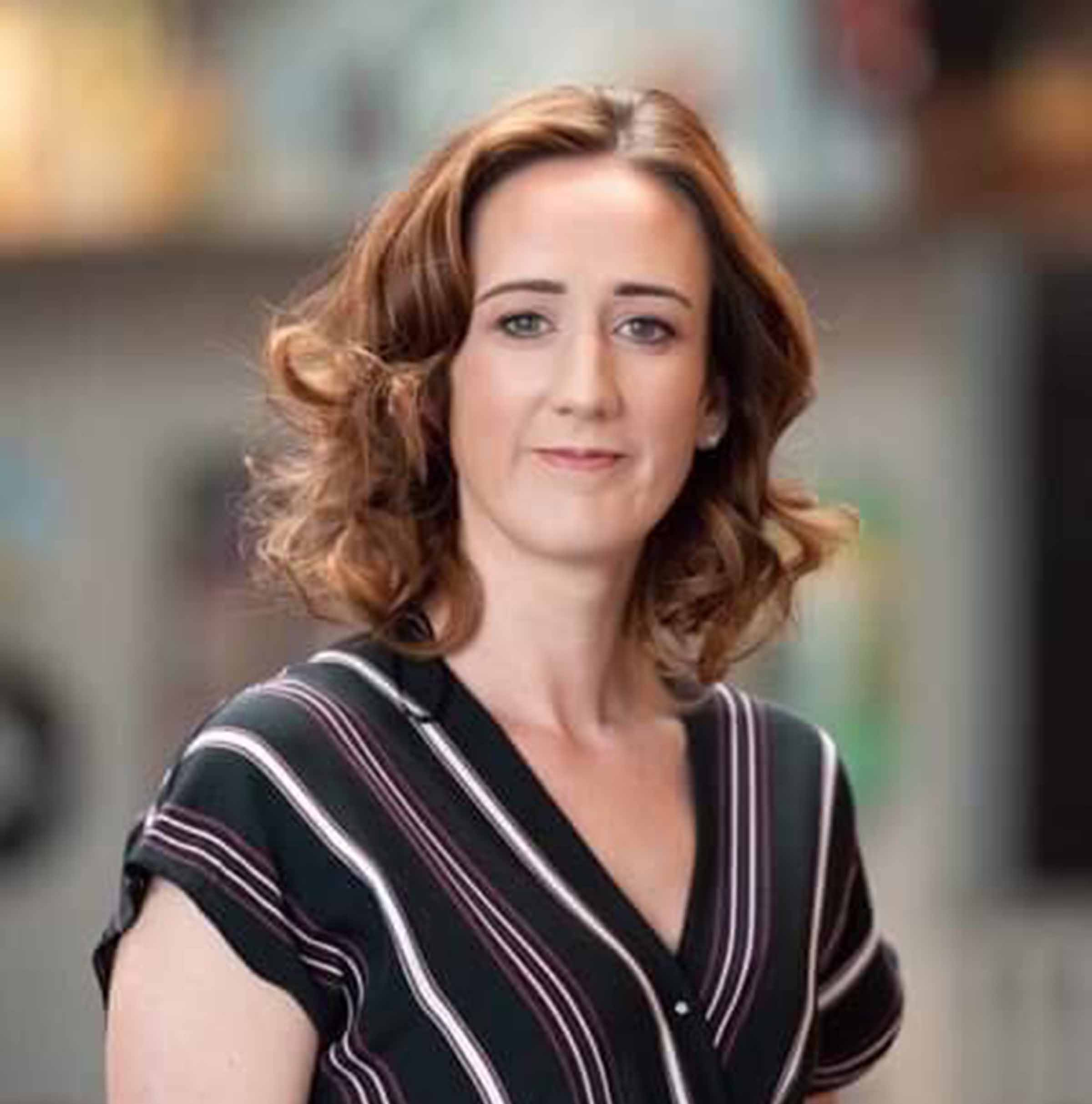 Ursula Murphy, Marketing Director